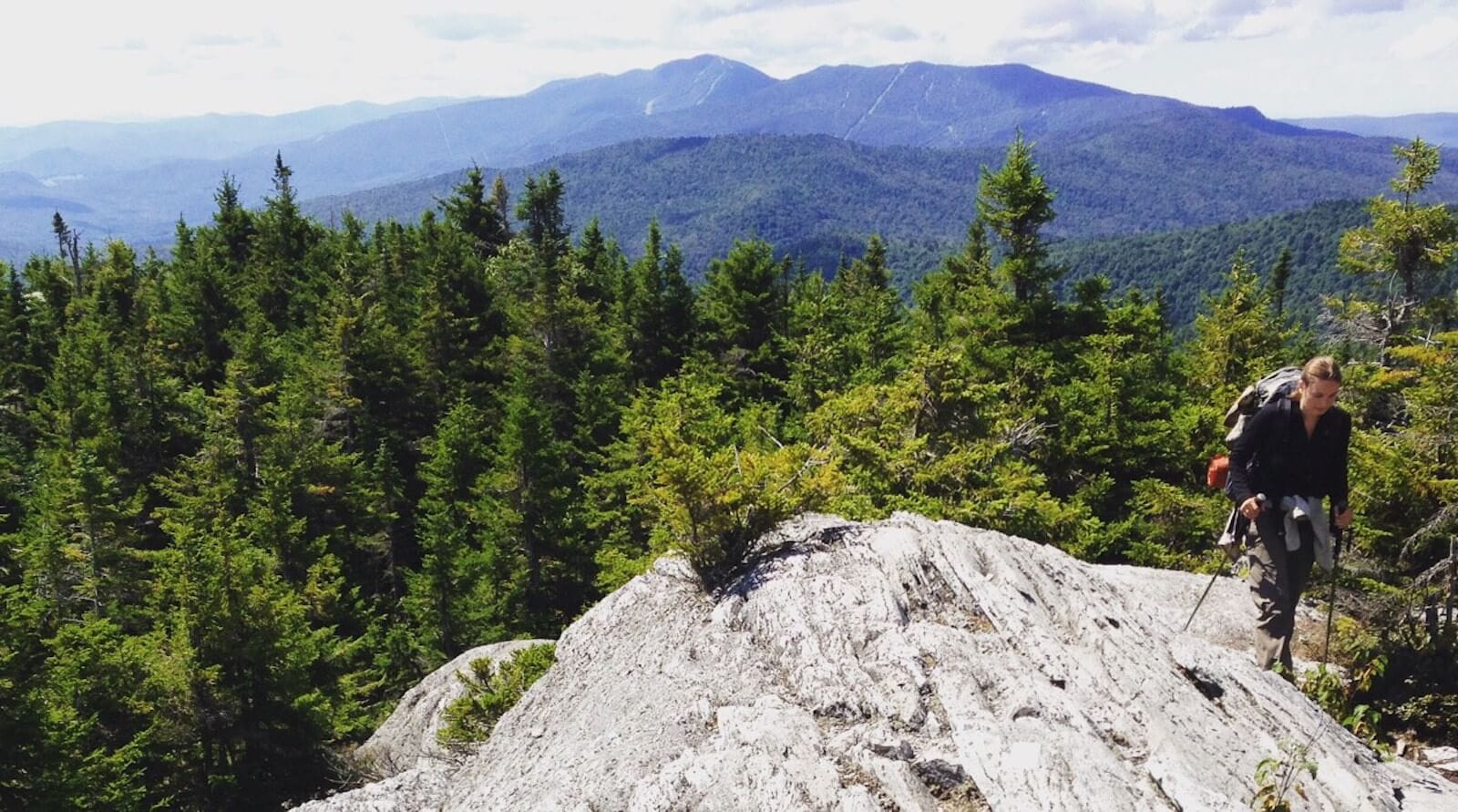 10 Lessons Learned Thru-Hiking Vermont's Long Trail - Sterling College