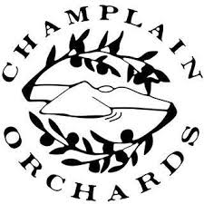 image of the Champlain Orchards logo
